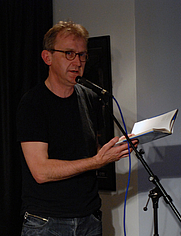Author photo. Ove Røsbak (2010)<br>Photo: Thomas Andersen