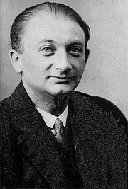 Author photo. Joseph Roth, 1918