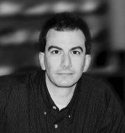 Author photo. Jeff Talarigo