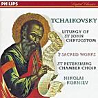 Liturgy of St John Chrysostom Sacred choral…