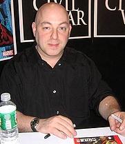Author photo. Credit: istolethetv (flickr), 2006