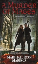 A Murder of Mages: A Novel of the Maradaine…