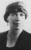 Author photo. Courtesy of <A HREF=&quot;http://www.brightlightsfilm.com/ivy/index.html&quot;>The Ivy Compton-Burnett Home Page</A>