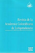 Revista de la academia Colombiana de…