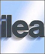 Author photo. ILEA logo.