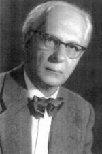 Author photo. Rudolf Thiel (1899-1981) [credit: Bibelarchiv-Vegelahn]