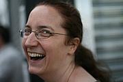 Author photo. Jeni Tennison in 2009 [credit: Paul Downey]