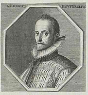 Author photo. Georg Hoefnagel (1541-1600) / Photo © <a href=&quot;http://www.bildarchivaustria.at&quot;>ÖNB/Wien</a>