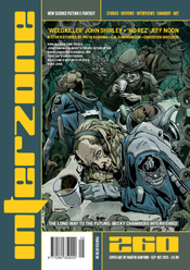 Interzone 260  cover