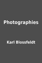 Photographies by Karl Blossfeldt