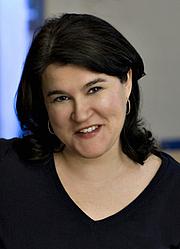 Author photo. photo by Sharon Bicks