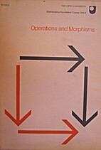 Operations and morphisms by Open University