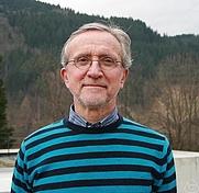 Author photo. Anders Björner. Photo by Renate Schmid.
