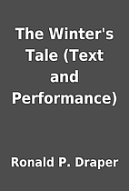 The Winter's Tale (Text and…