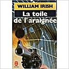 La toile de l'araignee by William Irish