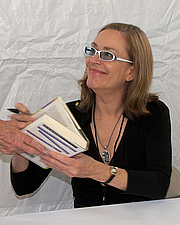 Author photo. Credit: Larry D. Moore, Texas Book Festival, Austin,  Texas, Nov. 1, 2008
