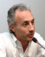 Author photo. <a href=&quot;http://it.wikipedia.org/wiki/Marco_Travaglio&quot; rel=&quot;nofollow&quot; target=&quot;_top&quot;>http://it.wikipedia.org/wiki/Marco_Travaglio</a>
