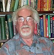 Author photo. Rodney A.M. Dale