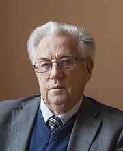 Author photo. Kuva Pentti Tuovinen