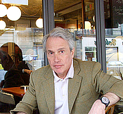 Author photo. Author's website