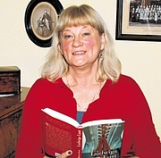 Author photo. Barbara Hauck Foto: Gudrun Hausl