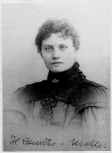 Author photo. Hedwig Courths-Mahler