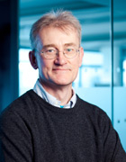 Author photo. Peter Heather [credit: King's College London]