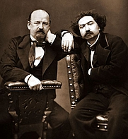 Author photo. Pierre Lamy Petit (1832 - 1909)