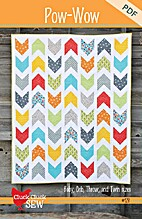 Pow-Wow Quilt Pattern by Allison R. Harrison