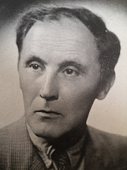 Author photo. Photo from Poetry since 1939, British Council, 1945