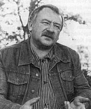 Author photo. Heinar Kipphardt