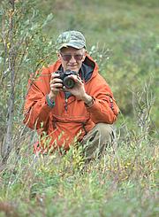 Author photo. Paul A. Johnsgard [credit: University of Nebraska-Lincoln; photo: Scott Johnsgard]