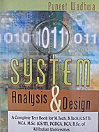 System Analysis and Design by Puneet Wadhwa