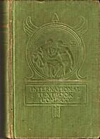Mechanics' Handbook by International…