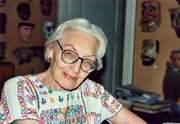 Author photo. Ruth Lechuga (1921-2005)