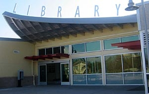 San Jos Public Library Tully Community Branch Library in San