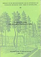 's-Graveland en zijn buitenplaatsen by…