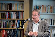 Author photo. Hans H. Skei (2011)<br>Photo: Johannes Jansson / norden.org