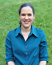 Author photo. Anya Richards