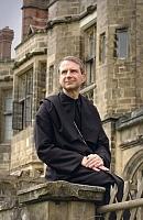 Author photo. Abbot Christopher Jamison