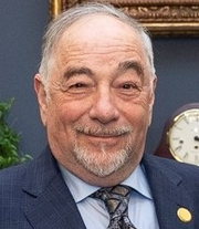 Author photo. American radio host Michael Savage visits the White House in 2018. Public Domain, <a href=&quot;//commons.wikimedia.org/w/index.php?curid=68712630&quot; rel=&quot;nofollow&quot; target=&quot;_top&quot;>https://commons.wikimedia.org/w/index.php?curid=68712630</a>