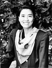 Author photo. Gail Tsukiyama Photo by Mathew Spencer Wong