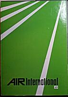 Air International Vol. 49 Nos. 7, 8, 9, 10,…