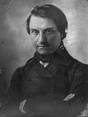 Author photo. Louis Blanc vers 1850-1860.