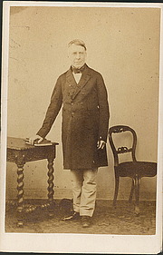 Author photo. Photographer unknown.  From the Smithsonian Institution, Dibner Library for the History of Science and Technology