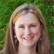 Author photo. Amazon bio picture