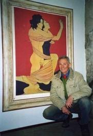 Author photo. Mauro Cristofani (1941-1997)