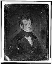 Author photo. Library of Congress Prints and Photographs Division Produced by Mathew Brady's studio