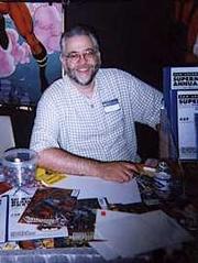 Author photo. <a href=&quot;http://en.wikipedia.org/wiki/Chuck_Dixon&quot; rel=&quot;nofollow&quot; target=&quot;_top&quot;>http://en.wikipedia.org/wiki/Chuck_Dixon</a>