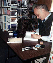 Author photo. Photo By Thomas Gladysz (Wikipedia)